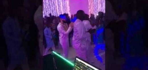 Un mariage mixte mauritanien français avec une ambiance de tonnerre avec dj chaabicity